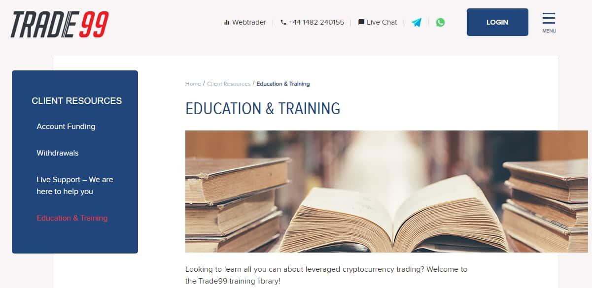 Trade99: Trading Education