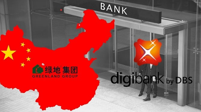 Greenland Group is Likely to Dive Into Singapore's Digibank Space