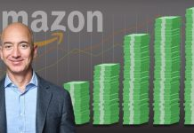 Jeff Bezos Earns $13.2 Billion to His Fortune in Just Minutes
