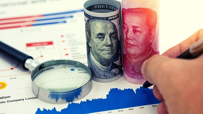 Yuan and AUD Dips on Coronavirus Concerns