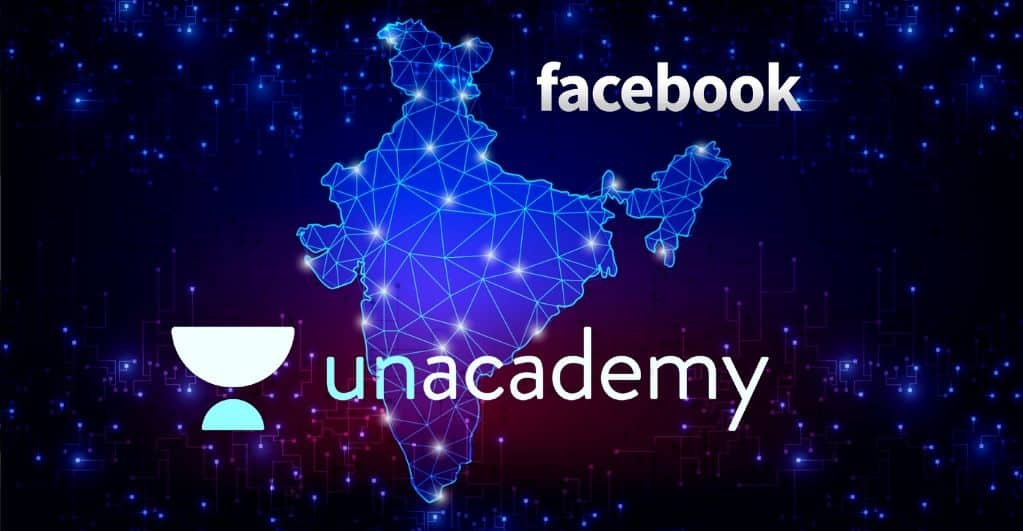 Facebook to Support Indian Education Startup Unacademy