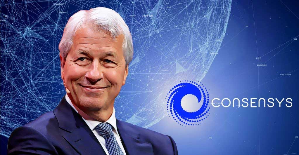 JPMorgan with ConsenSys