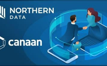Northern Data and Canaan Inc