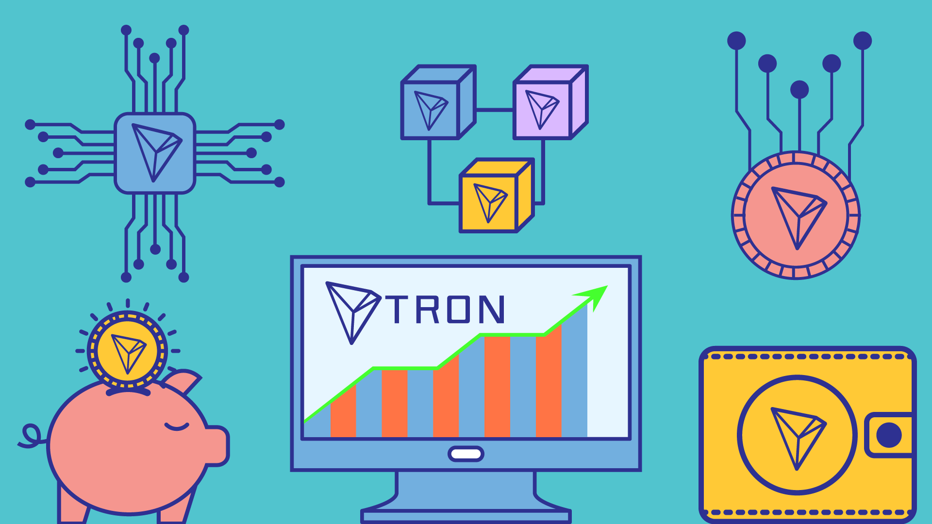 Tron Price News