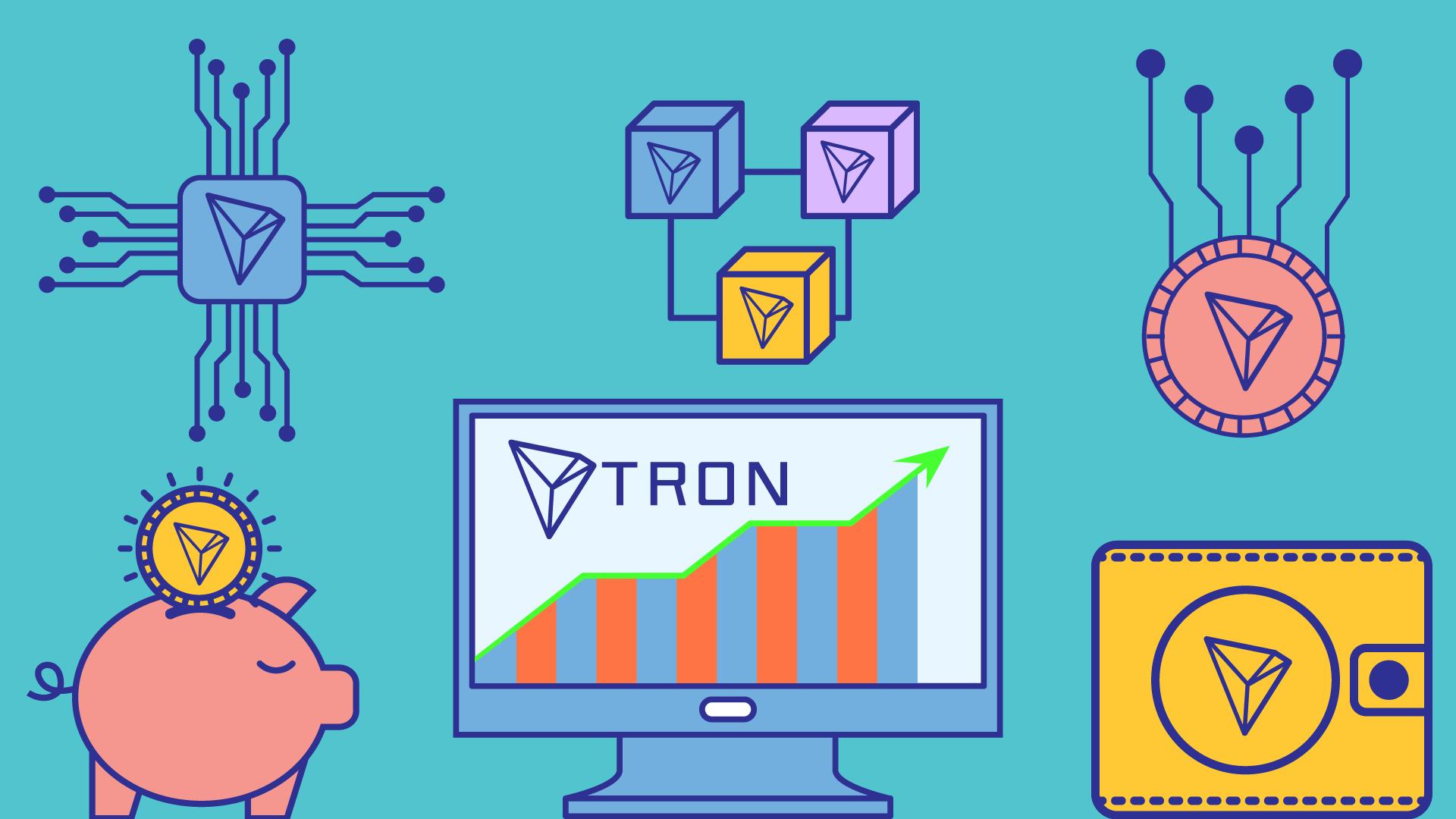 Tron Price News