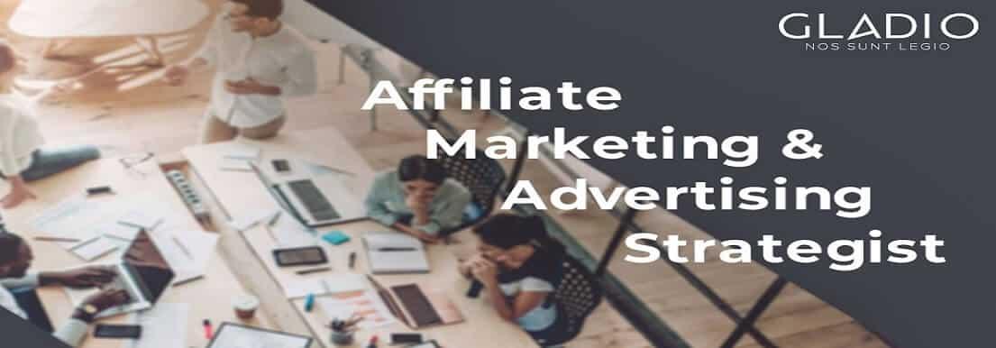 Gladio.com – Affiliate Marketing And Advertising Strategist