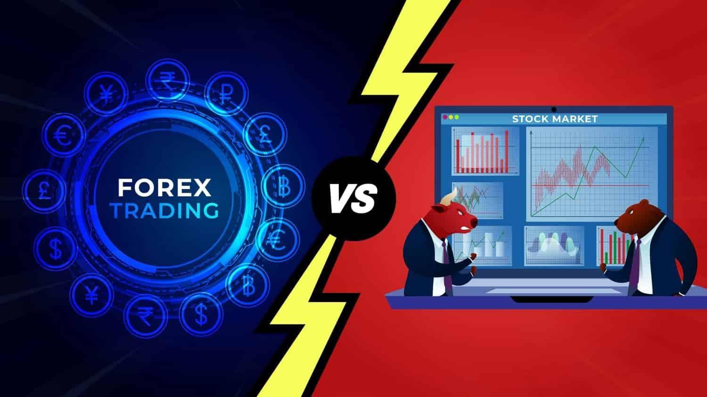Forex Vs Stocks